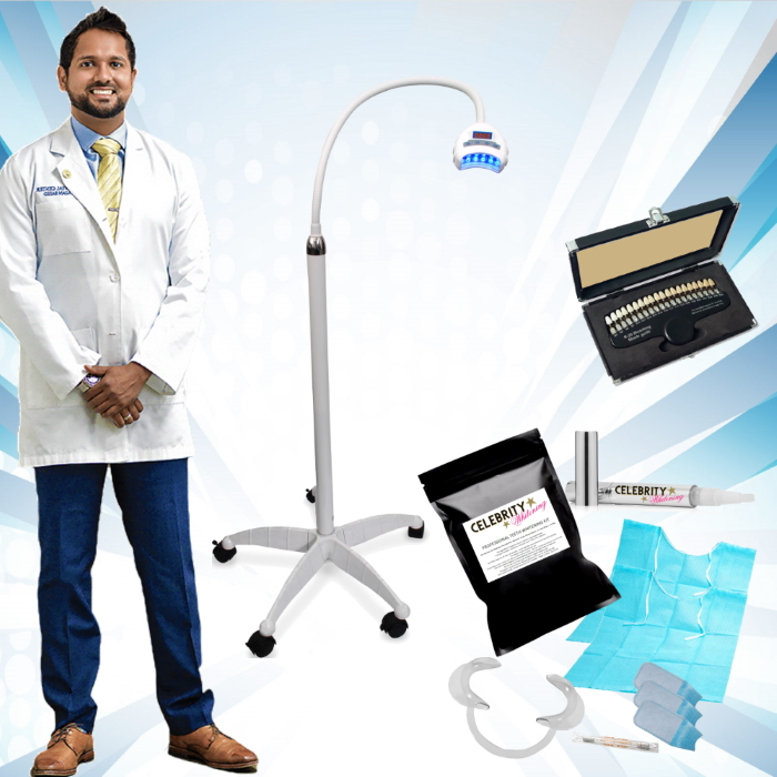 Force 6000 Dentist Teeth Whitening Equipment - 12 Treatments