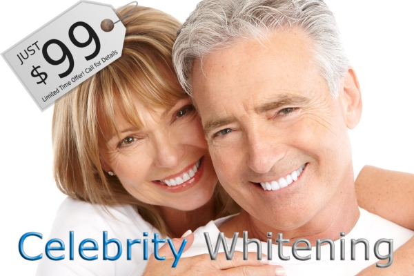 Teeth Whitening for man and women of all ages