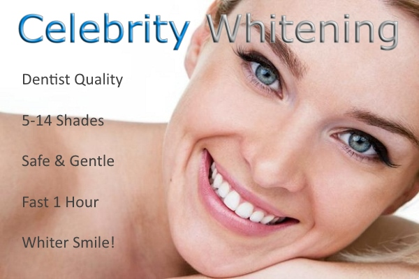 Celebrity Teeth Whitening