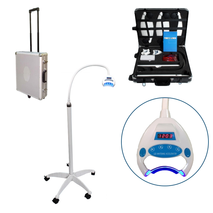 Professional Teeth Whitening LED Accelerator - Force 6000