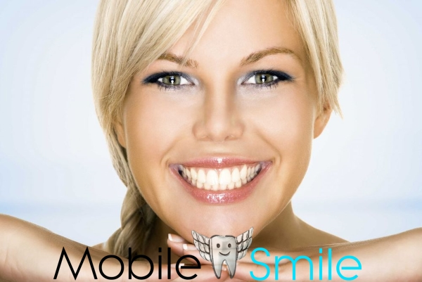 Mobile Smile Teeth Whitening