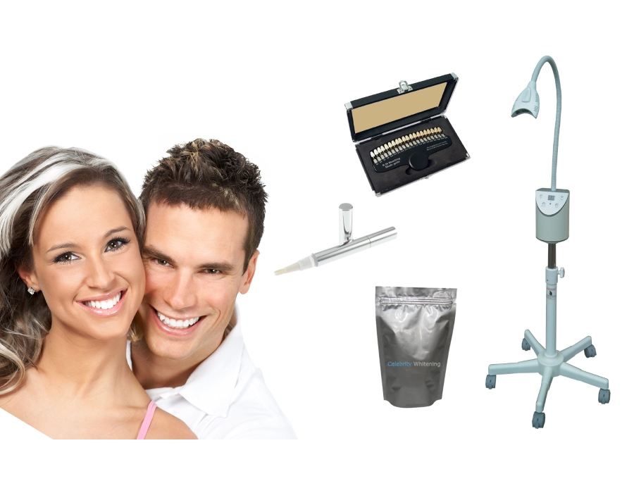 Lite 2000 Salon Teeth Whitening Equipment - 12 Treatments