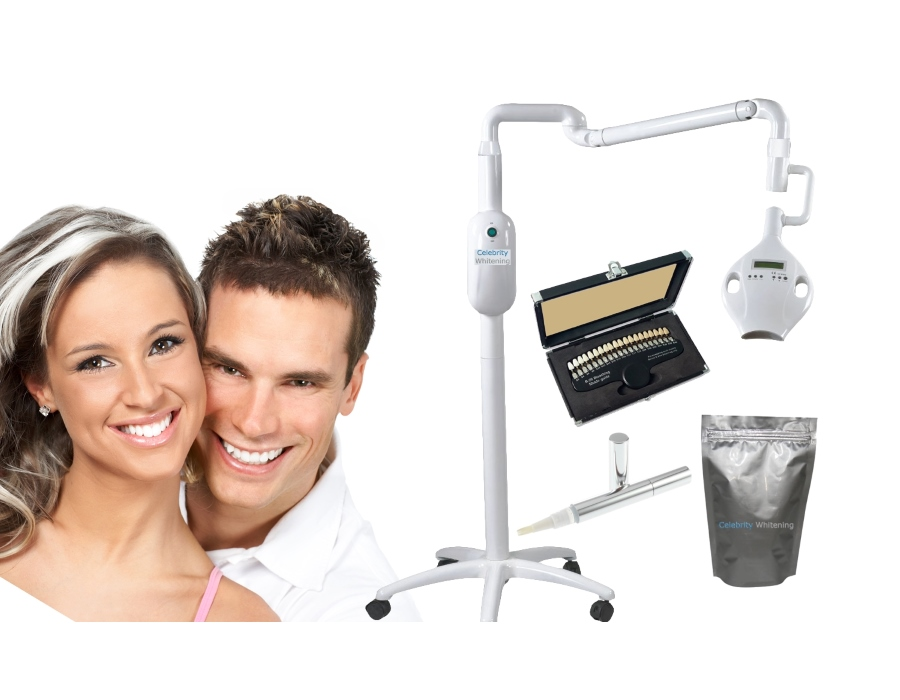Pro 9000 Salon Teeth Whitening Equipment - 30 Treatments