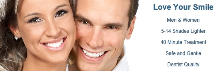 Safe Teeth Whitening for Salons