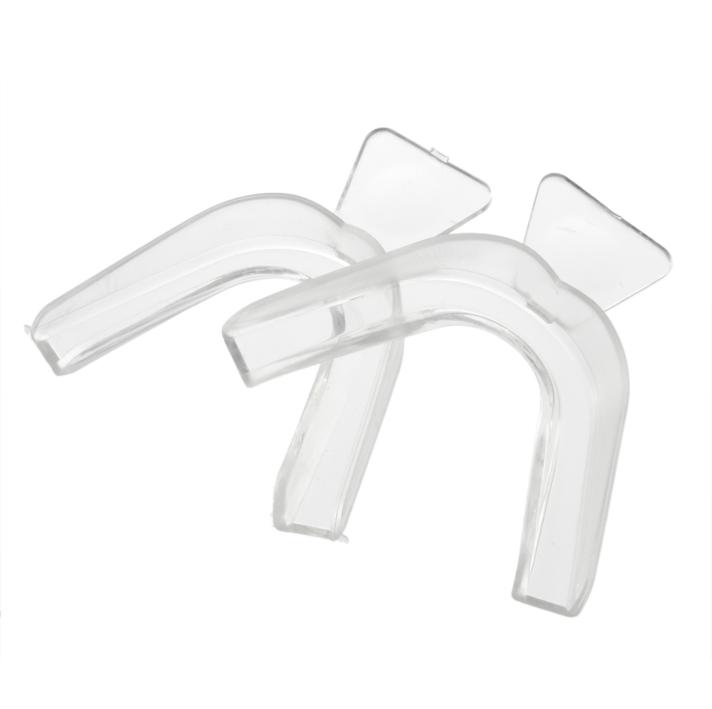 Thermoform Mouth Trays 2 piece set - Click Image to Close