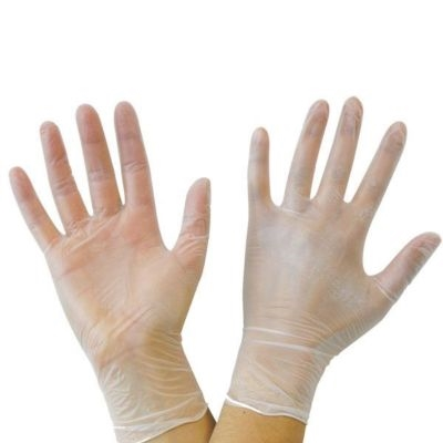 Disposable Vinyl NON Latex Gloves