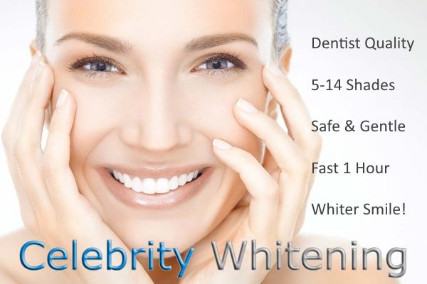 Celebrity Whitening Ads