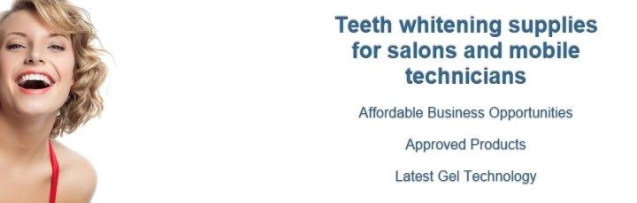Teeth Whitening BusinessStarter Kits